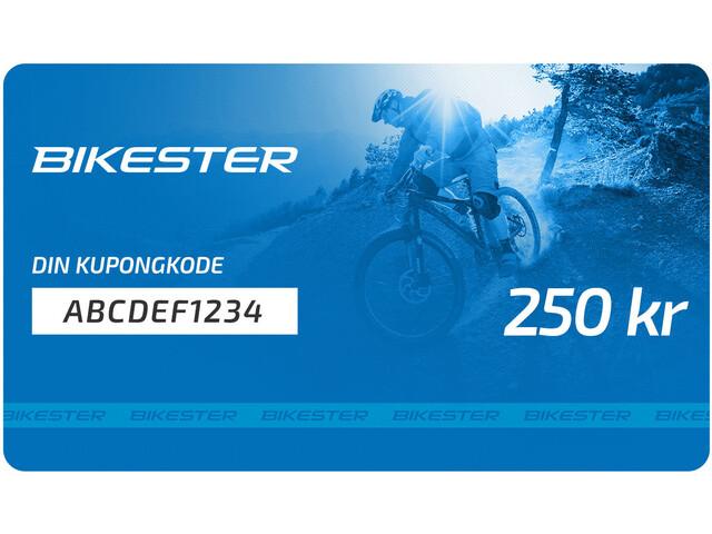 Bikester Kunpongkode 250 kr